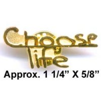 Script Pin, Choose Life