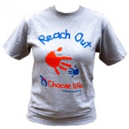 Tshirt reach out
